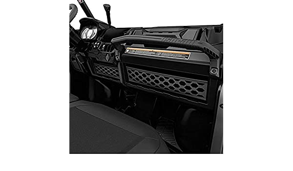 715003129 Can-Am Defender Dashboard Dash Storage Cargo Nets