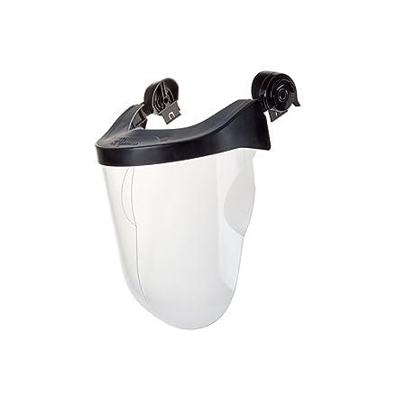 6ed73a1939 Centurion Contour Hard Hat Visor Carrier   Contour XI Multi Purpose Moulded  Face Screen Clear Safety Visor for Nexus   Concept Helmets  Amazon.co.uk   DIY   ...