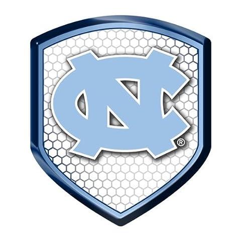 NCAA North Carolina Tar Heels Team Shield Automobile
