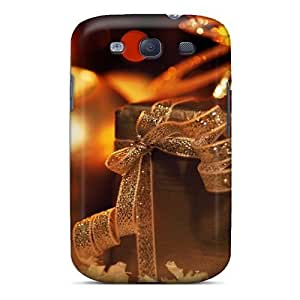 For Galaxy S3 Fashion Design Golden Candle Holidays Case-qzvcvxM6196QyvVK