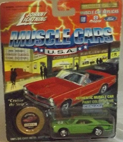 JOHNNY LIGHTNING '70 1970 SUPER BEE MUSCLE CARS USA CRUISIN THE - Cars Super Muscle