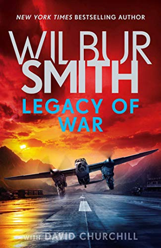 Book Cover: Legacy of War