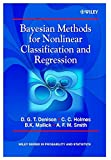 Bayesian Methods for Nonlinear Classification and Regression