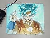 Super Sayian God - Dragon Ball Z - Japanese Anime - Mouse Pad