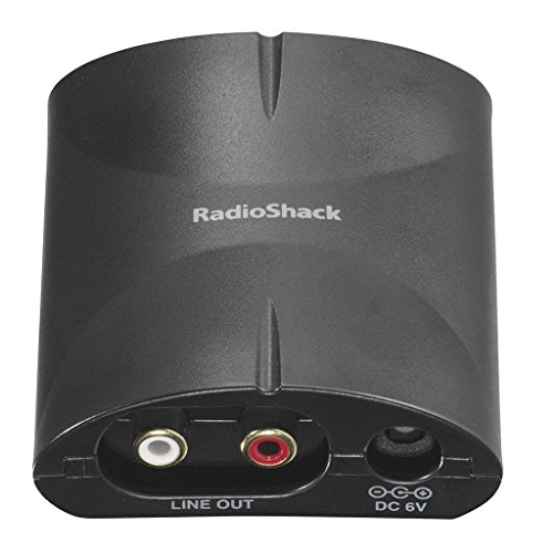 RadioShack Digital Audio-to-Analog Converter (Radio Radio Shack Coaxial)