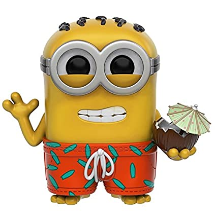 Amazon.com: Funko 9223 Pop Games Minion Paradise Phil Action Figure: Funko Pop! Games:: Toys & Games