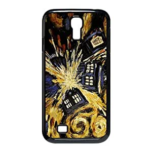 New Year Gift Iphone 5/5S Durable Case By Eptison Love Doctor Who Tardis Shuttle