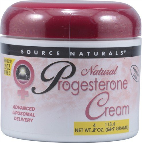 Progestérone crème 4 Onces