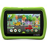 "LeapFrog Epic 7"" Android-based Kids Tablet 16GB, Green"