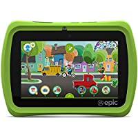 LeapFrog Epic 7' Android-based Kids Tablet 16GB, Green