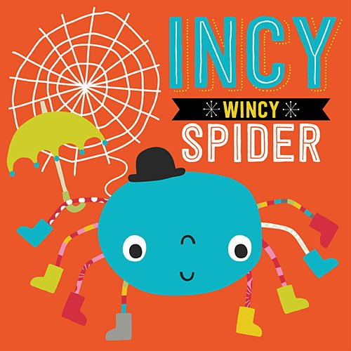 Incy Wincy Spider (Touch and Feel)
