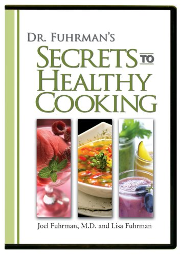 Dr. Fuhrman's Secrets to Healthy Cooking DVD (Healthy Cooking Dvd compare prices)