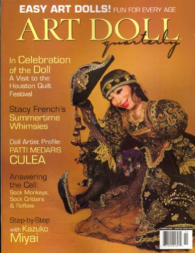 Art Doll Quarterly, Summer 2008 Issue