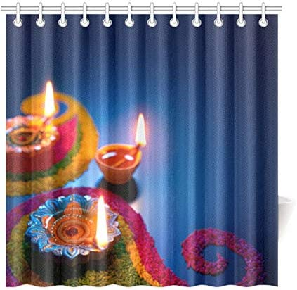 The Flash Shower Curtain Bath Decor Curtain 66/'/'x72/'/'