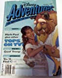 img - for Disney Adventures October 1992 Home Edition book / textbook / text book