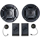 Polk Audio DB5252 DB+ Series 5.25 Component Speaker System with Marine Certification, Black