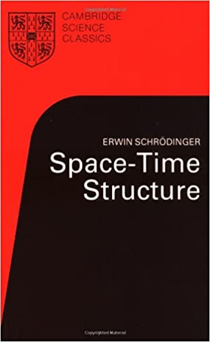 Space-Time Structure (Cambridge Science Classics)