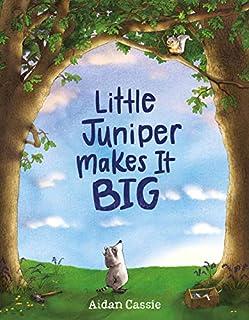 Book Cover: Little Juniper Makes It BIG