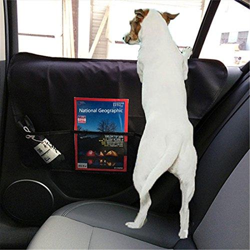 Kuoser 2 Pack Car Door Cover Waterproof Door Protector For Dogs Protect  Vehicle Interior U0026 Doors