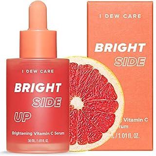I DEW CARE Bright Side Up Brightening Vitamin C Serum with Niacinamide | Korean Skincare, Anti Aging, Vegan, Cruelty-free, Paraben-free