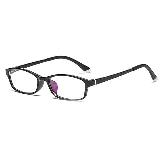 0884269523f58 Fantia Children's Glasses Square Eyeglasses Frame Kids Eyewear 2018 New  (Black)