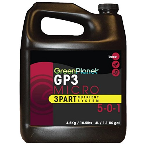 Green Planet Nutrients -GP3 Part Micro (1L)