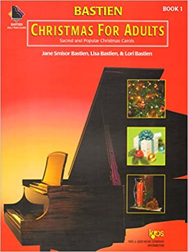 Kp7b Christmas For Adults Book 1 Book Only Bastien Jane