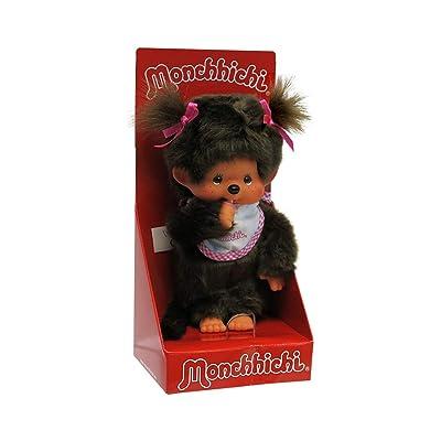 Sekiguchi Monchhichi Pink Girl: Toys & Games