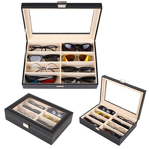 b887002dcd73 Jual MVPOWER 8 Slot Eyeglass Sunglass Storage Box