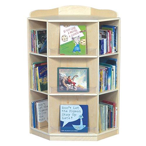 Corner Book Nook by GEN