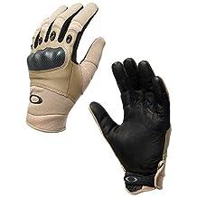Oakley Mens Factory Pilot Glove, New Khaki