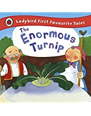 ENORMOUS TURNIP, THE (First Favourite Tales)