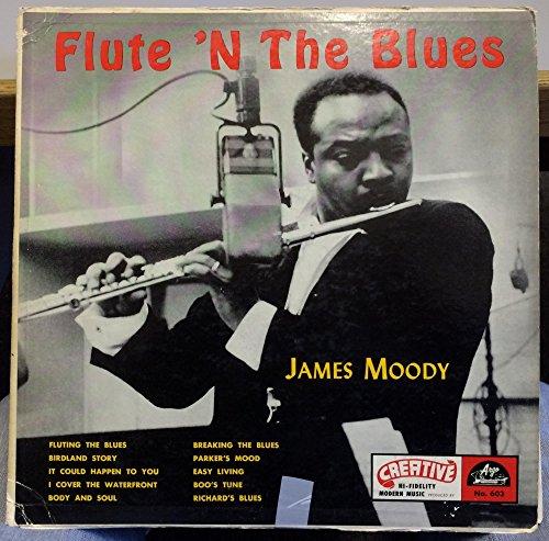 - James Moody Flute N The Blues vinyl record