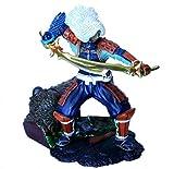 Furuta Onimusha figure painted figures separately Akechi Hidaribakai Hidemitsu samurai samurai ninja game characters