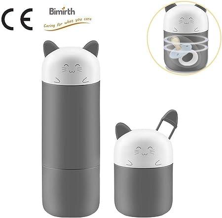【Cuerpo eléctrico】extraíble para la función microondas, que esteriliza en 6 minutos Apagado automáti