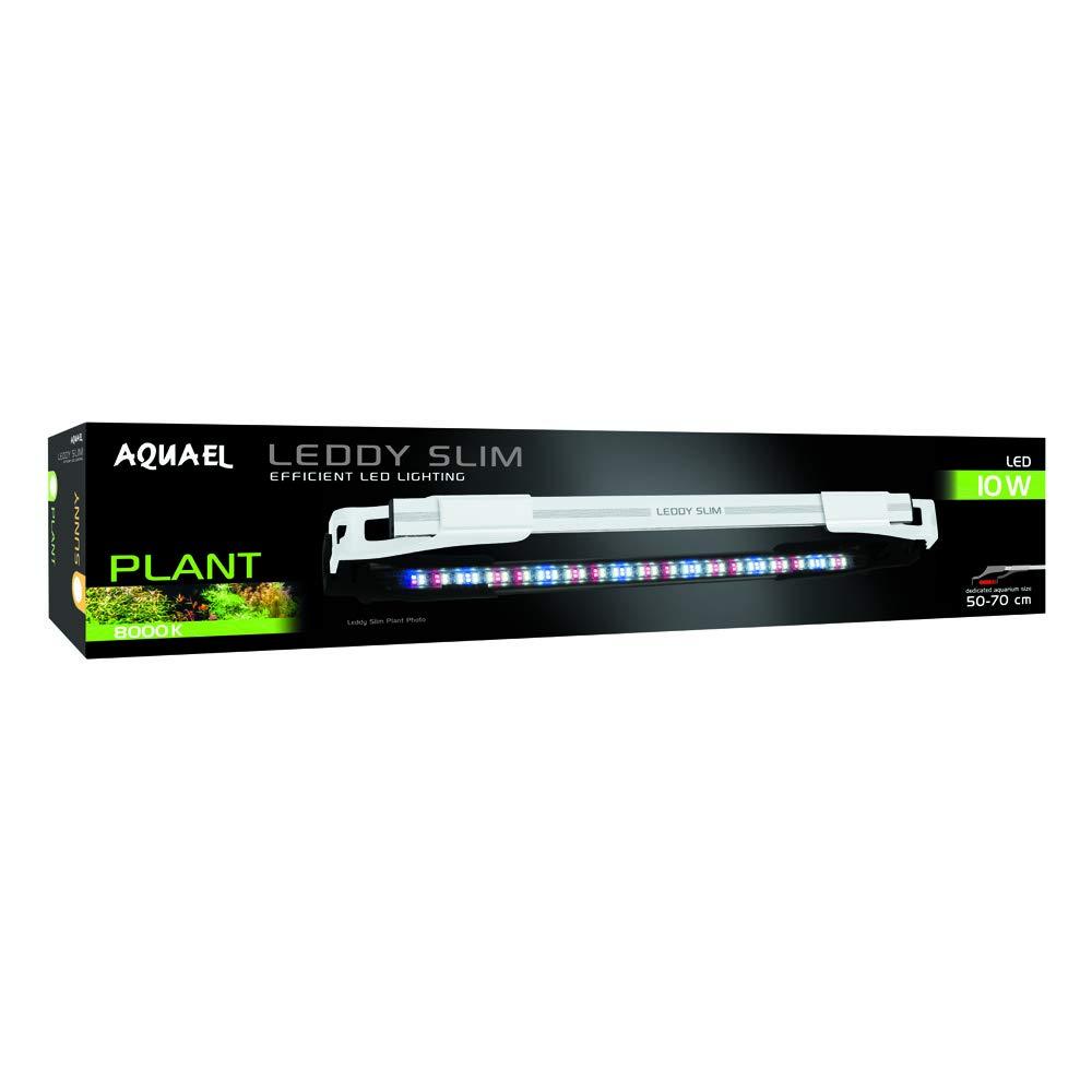 Aquael Leddy Slim White Plant Aquarium Lighting, 10 W