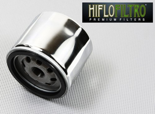 UPC 013121042262, HI FLO - OIL FILTER HF172C-CHROME