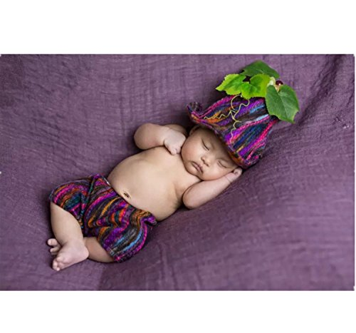 grape costume baby - 8