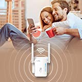 Cudy AC750 Dual Band WiFi Range Extender, 750Mbps