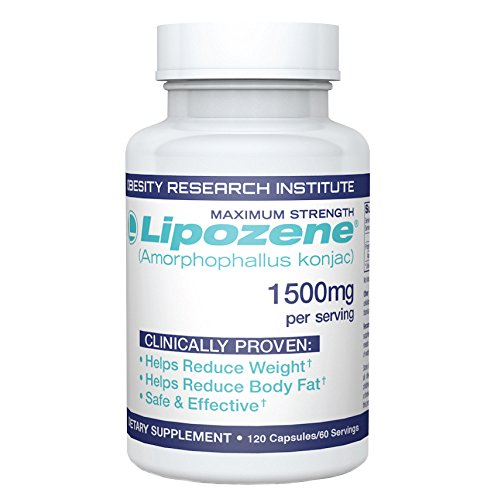 Lipozene Mega Bottle - 120 COUNT!