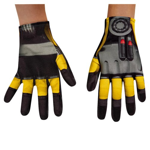 Transformers Bumblebee Child (Bumble Bee Child Gloves)