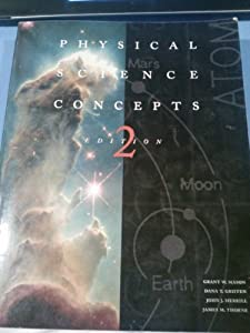Physical Science Concepts Edition 2 Grant W. Mason