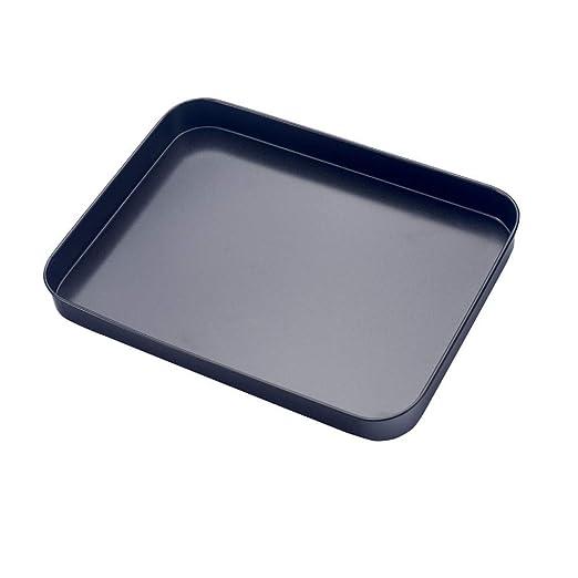 AWGEGF - Bandeja antiadherente para horno (rectangular, 10 ...