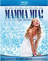 Mamma Mia! The Movie [Blu-ray] by Universal Pictures Home Entertainment