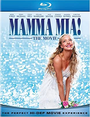 Mamma Mia! The Movie [Blu-ray]