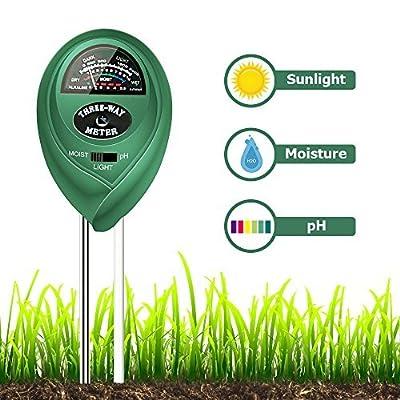 Sonkir Soil pH Tester for gardeners