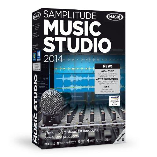 (Samplitude Music Studio 2014)