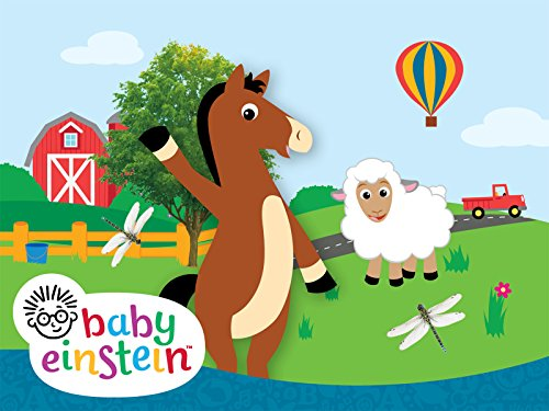 Baby Einstein On The Go - Riding, Sailing and Soaring -