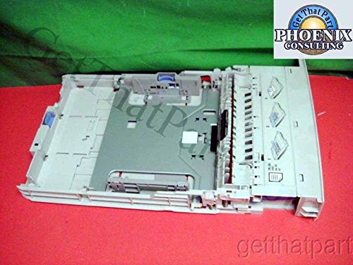 HP OEM RM1-2705 250 sheet input paper tray #2 drawer For Laserjet 3000 3000n 3000dn 3000dtn 3600 3600n 3600dn 3800 3800n 3800dn 3800dtn cp3505 cp3505n cp3505dn color laser (2 Input Tray)