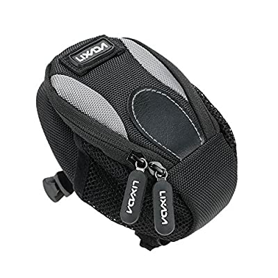Lixada Outdoor Cycling Hiking Riding Road Bikes MTB City Bike Bicycle Saddle Bag Pack Pouch Seat Bag Seatpost Bag Pouch Seat Saddle Rear Tail Package